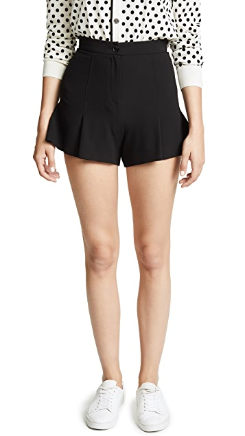 Boutique Moschino Trouser Shorts