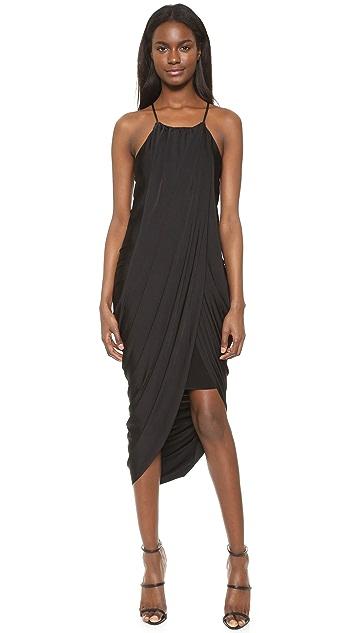 77bdc916def4 bobi Black Asymmetrical Dress   SHOPBOP