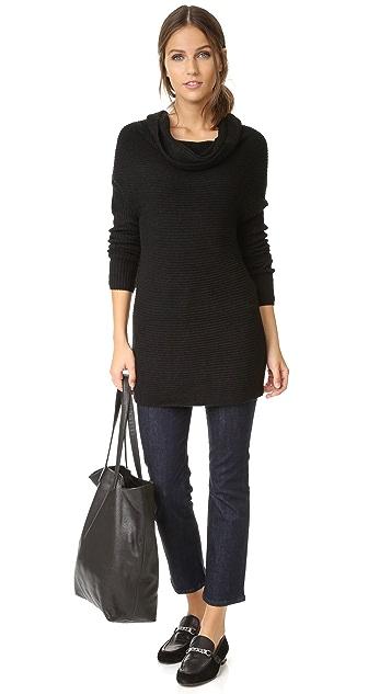 bobi Cozy Cowl Sweater