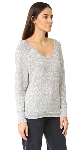 bobi Heathered Sweater