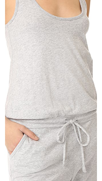 bobi Sleeveless Jumpsuit