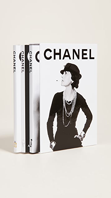 Books With Style Chanel Three Book Set Shopbop