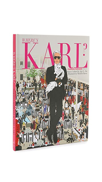 «Books with Style» «Where's Karl?»