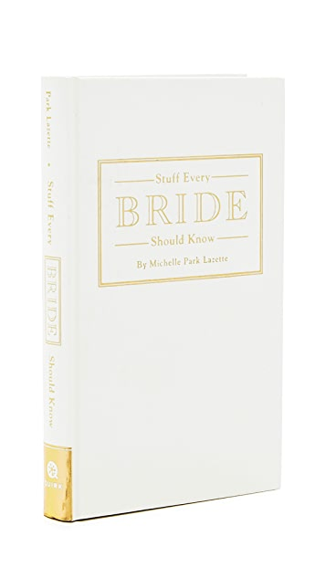 与书为舞 Stuff Every Bride Should Know