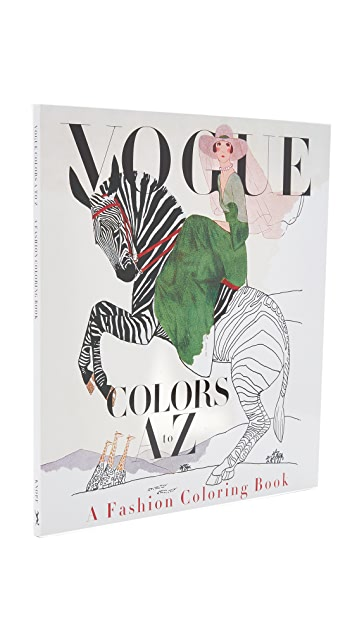 Books With Style Vogue Colors A To Z