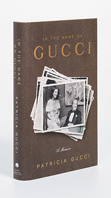 Books with Style In the Name of Gucci