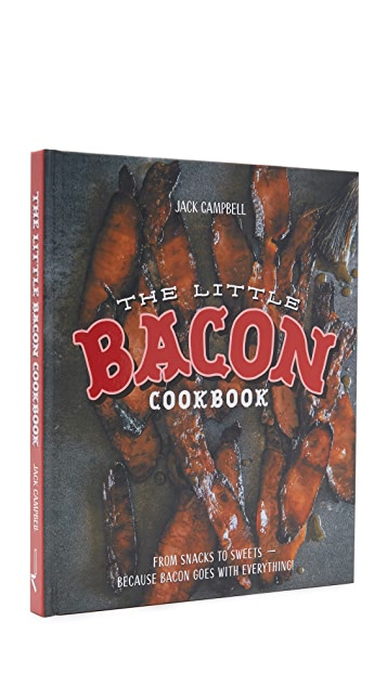 Books with Style The Little Bacon Cookbook