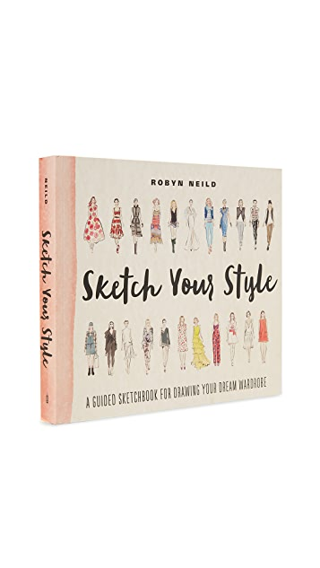 «Books with Style» Sketch Your Style