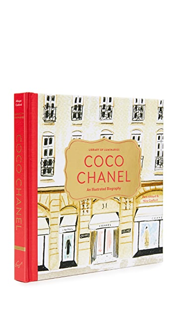 Books with Style Library of Luminaries: Coco Chanel