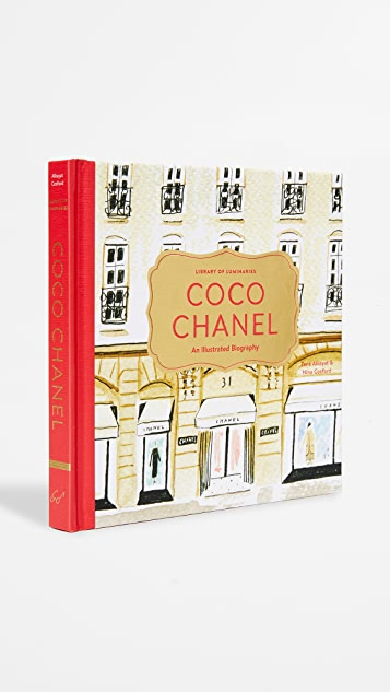 «Books with Style» Library of Luminaries: Coco Chanel