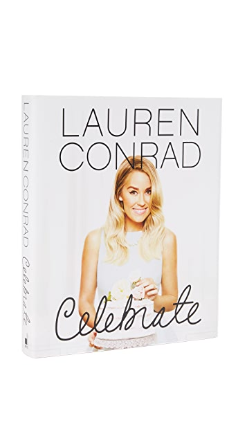 Books with Style Lauren Conrad Celebrate