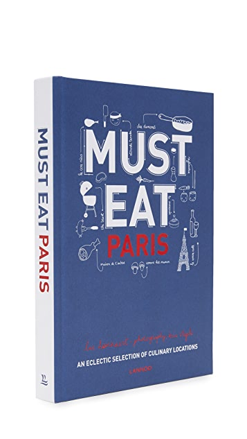Books with Style Must Eat Paris