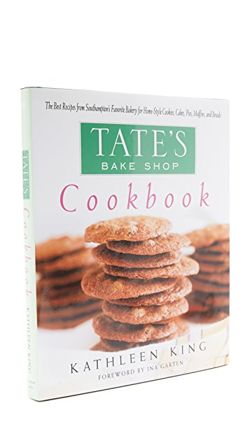 Books with Style Tate's Bake Shop Cookbook