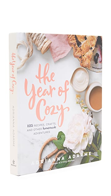 Books with Style The Year of Cozy - No Color