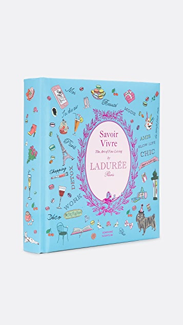 «Books with Style» «Savoir Vivre by Laduree»