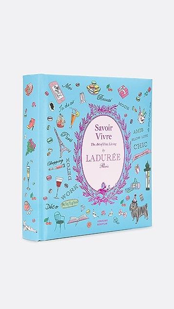 Books with Style Savoir Vivre by Laduree