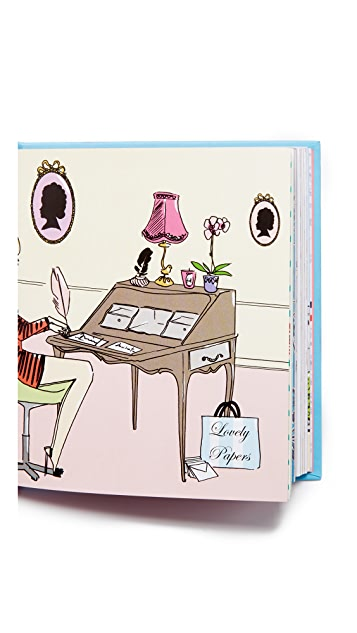 Books with Style Savoir Vivre by Laduree