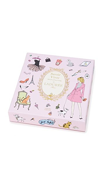 Books with Style «Savoir Vivre by Laduree»