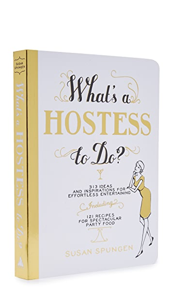 Books with Style What's a Hostess to Do?