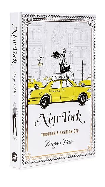 Books with Style New York Through a Fashion Eye