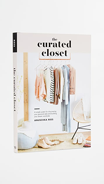 «Books with Style» The Curated Closet