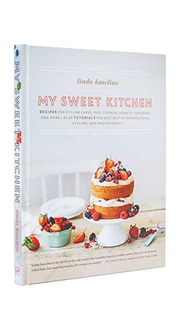 Books with Style My Sweet Kitchen - No Color