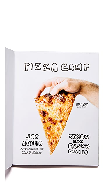 Books with Style Pizza Camp