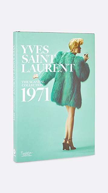 与书为舞 Yves Saint Laurent: The Scandal Collection