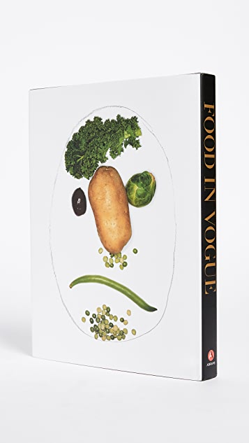 Books with Style Food in Vogue