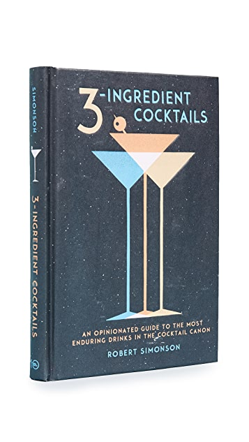 «Books with Style» «3 Ingredient Cocktails»