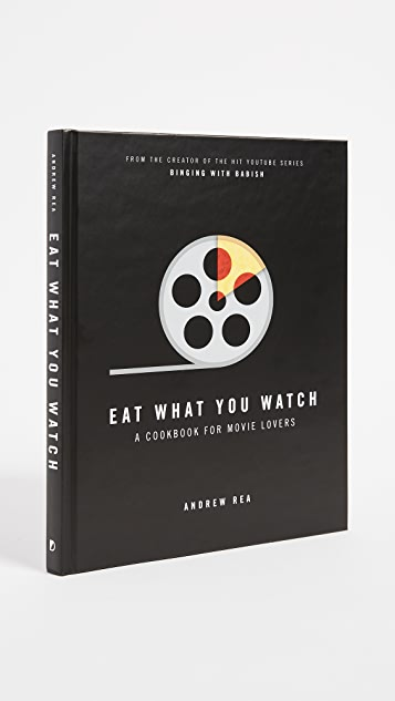 Books with Style The Eat What You Watch Recipe Book