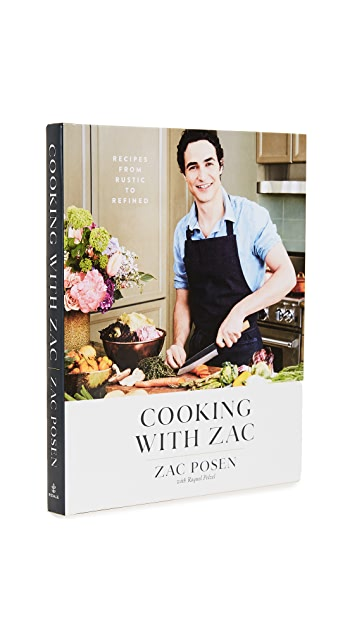 Books with Style Cooking With Zac