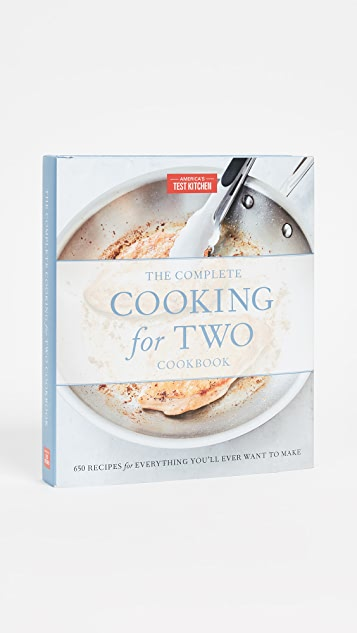 Books with Style The Complete Cooking for Two Cookbook