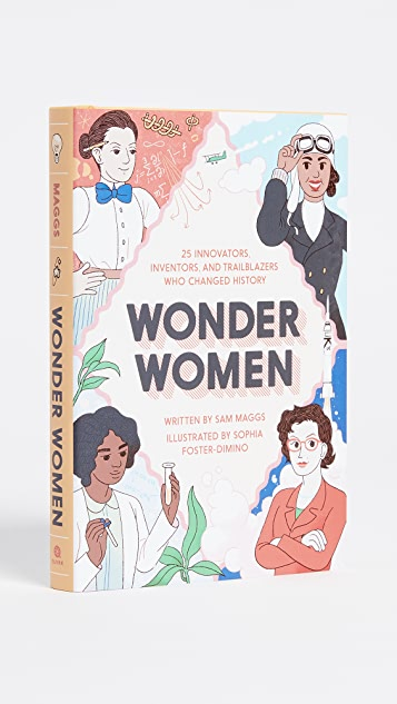 «Books with Style» «Wonder Women»