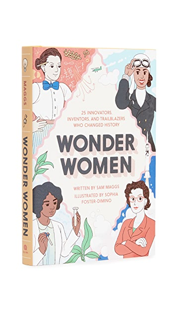 Books with Style Wonder Women