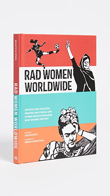 «Books with Style» Rad Women Worldwide