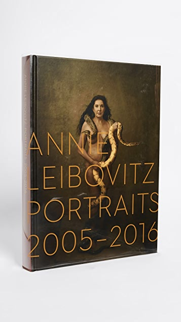 Books with Style Annie Leibovitz Portraits - No Color
