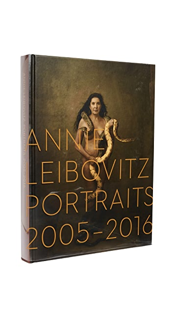 Books with Style Annie Leibovitz Portraits