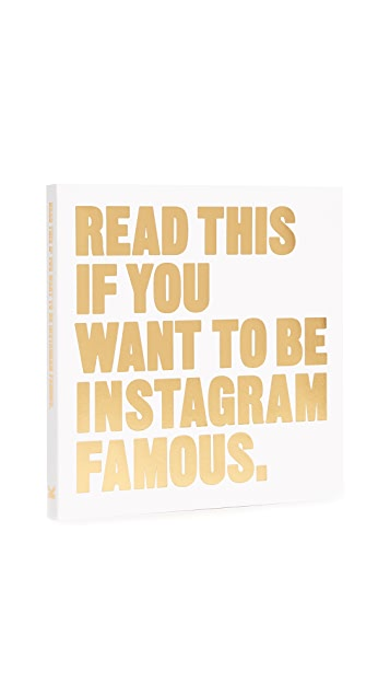 «Books with Style» Read This If You Want to Be Instagram Famous