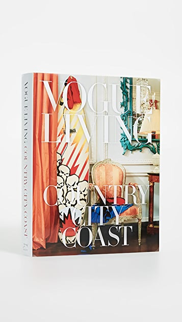 Books with Style Vogue Living: Country, City, Closet