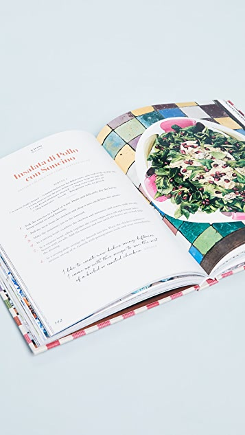 Books with Style The Missoni Family Cookbook