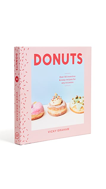 Books with Style Donuts