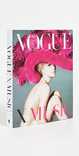 Books with Style - Vogue x Music