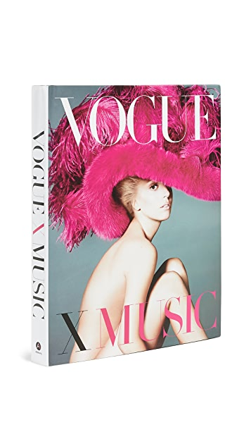 «Books with Style» Vogue x Music