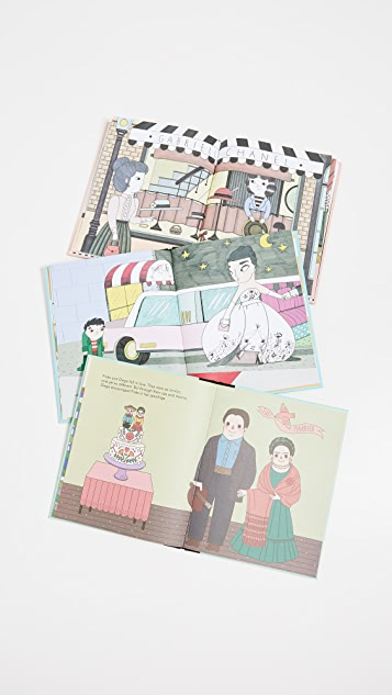 Books with Style Little People Big Dreams Women in Art Box Set