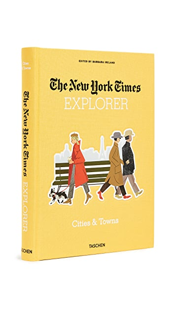 Books with Style New York Times Explorer : Cities and Towns
