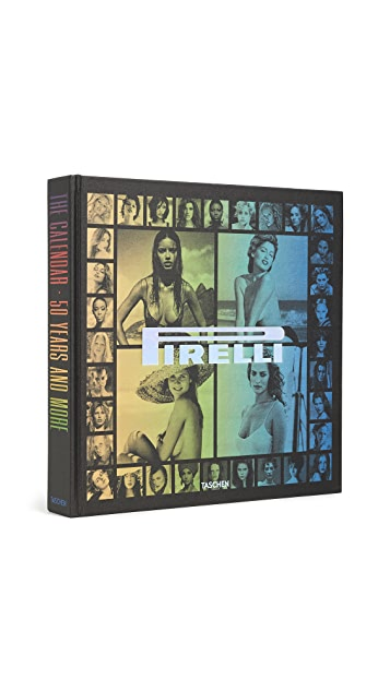 Books with Style Pirelli - The Calendar: 50 Years And More