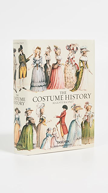 Books with Style Racinet The Costume History