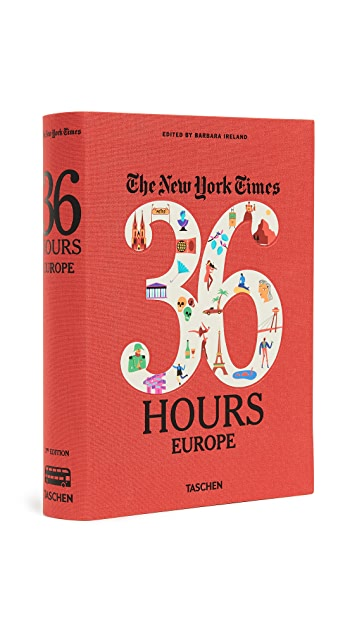 Books with Style The New York Times: 36 Hours Europe, Second Edition