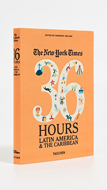 «Books with Style» «The New York Times: 36 Hours Latin America and The Caribbean»